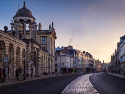 Dreams of Oxford